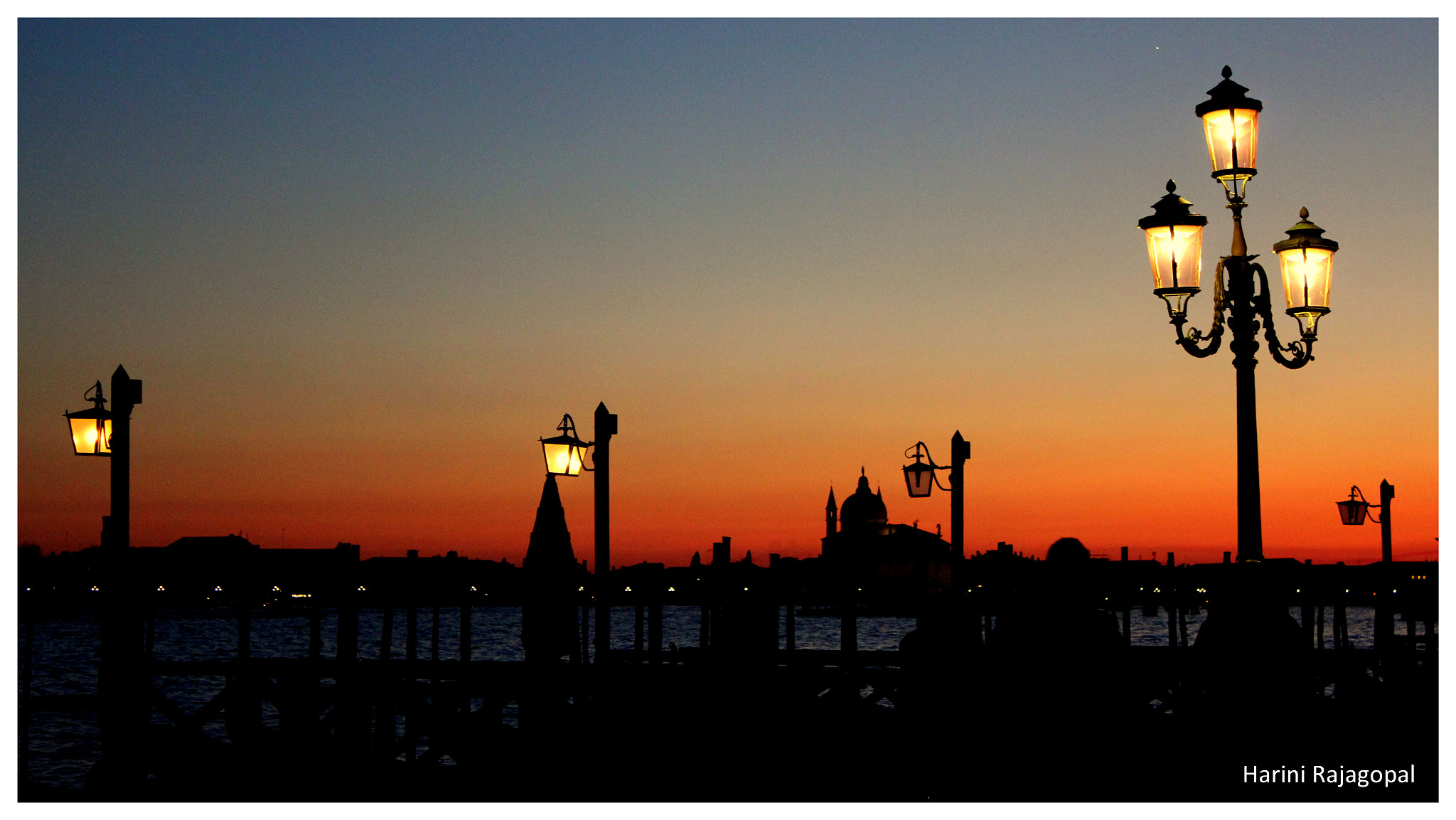 Photograph An evening in Venice! by HARINI RAJAGOPAL on 500px