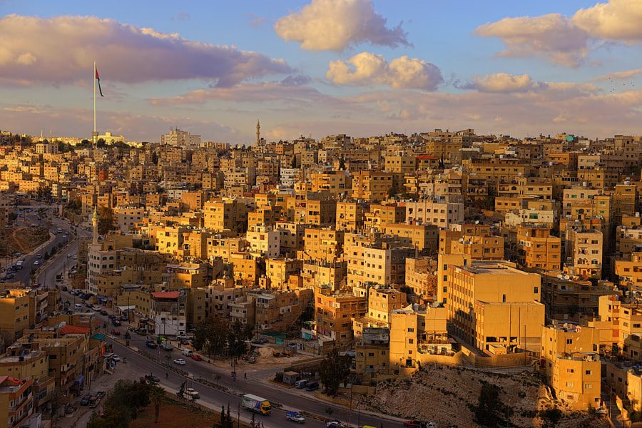 Photograph ِِAmman by Tareq Hadi on 500px
