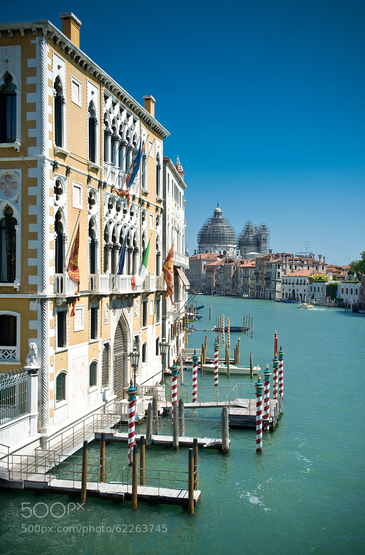 Photograph Venice, Santa Maria Della Salute 0380-1 by Richard Heddington on 500px