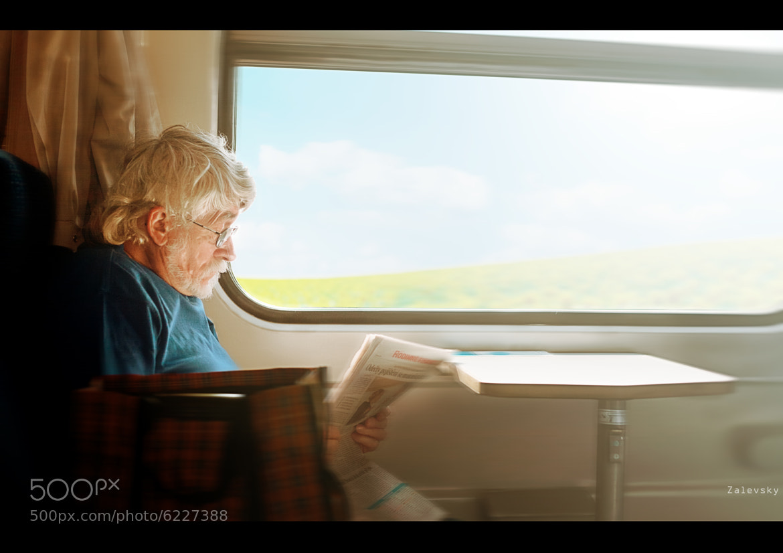 Photograph In train by Jevgeni Zalevsky on 500px