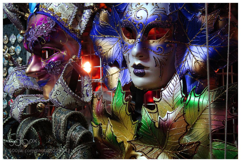 Photograph Venetian Mask by HARINI RAJAGOPAL on 500px