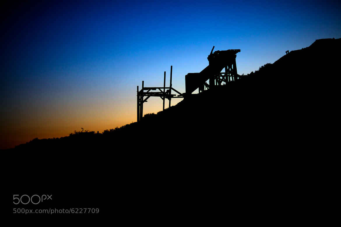 Photograph Old Mine by Stephen Bures on 500px