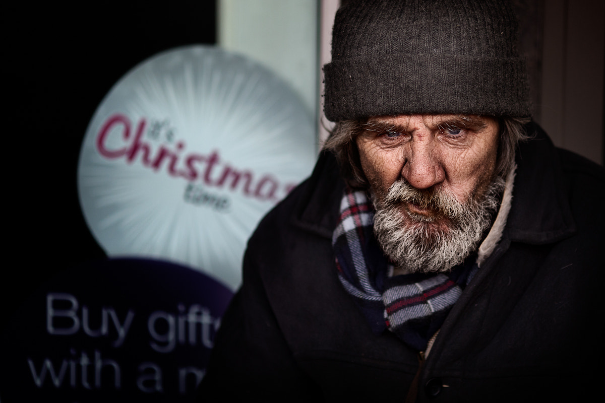 Photograph Christmas Shopping by Billy Currie on 500px