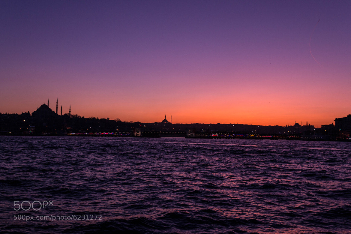 Photograph Istanbul sunset by Hooman  Toloue on 500px