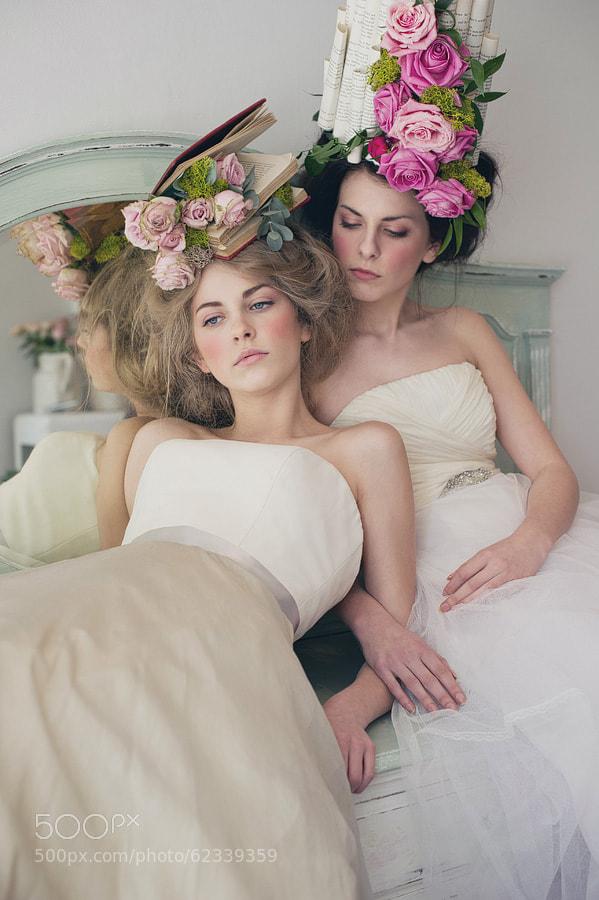 Photograph Shakespeare Sisters by Karolina Kotkiewicz on 500px