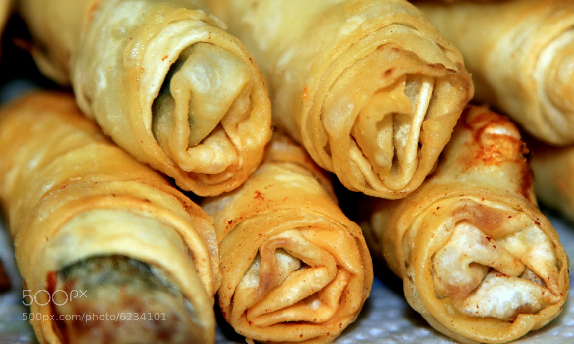 Photograph pastry wrapped obtained by Salih Mazlum on 500px