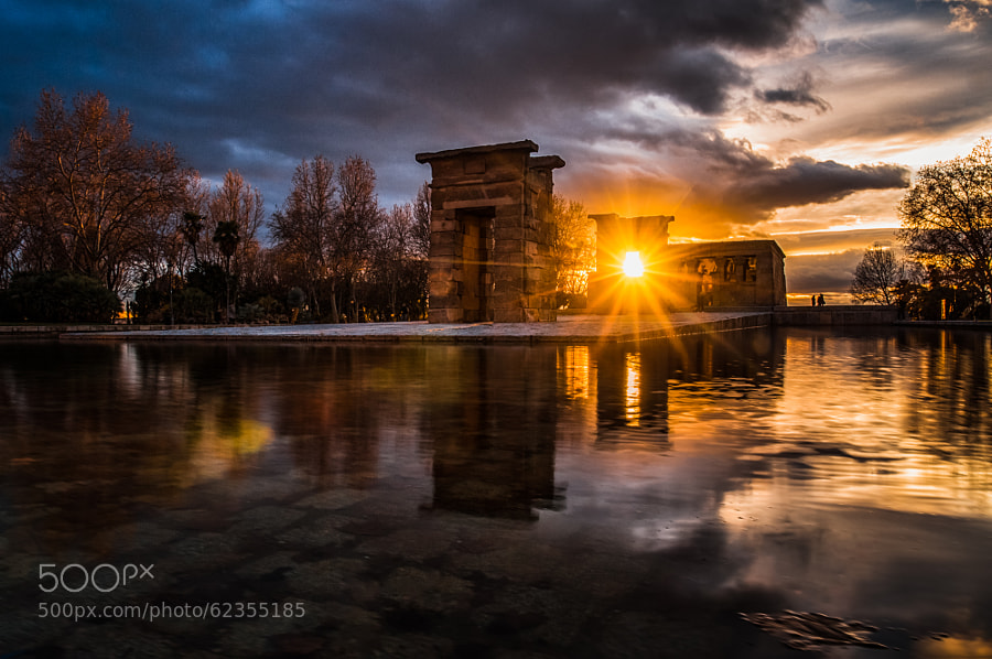 Photograph The Temple of Debod by Gavin Hartigan on 500px