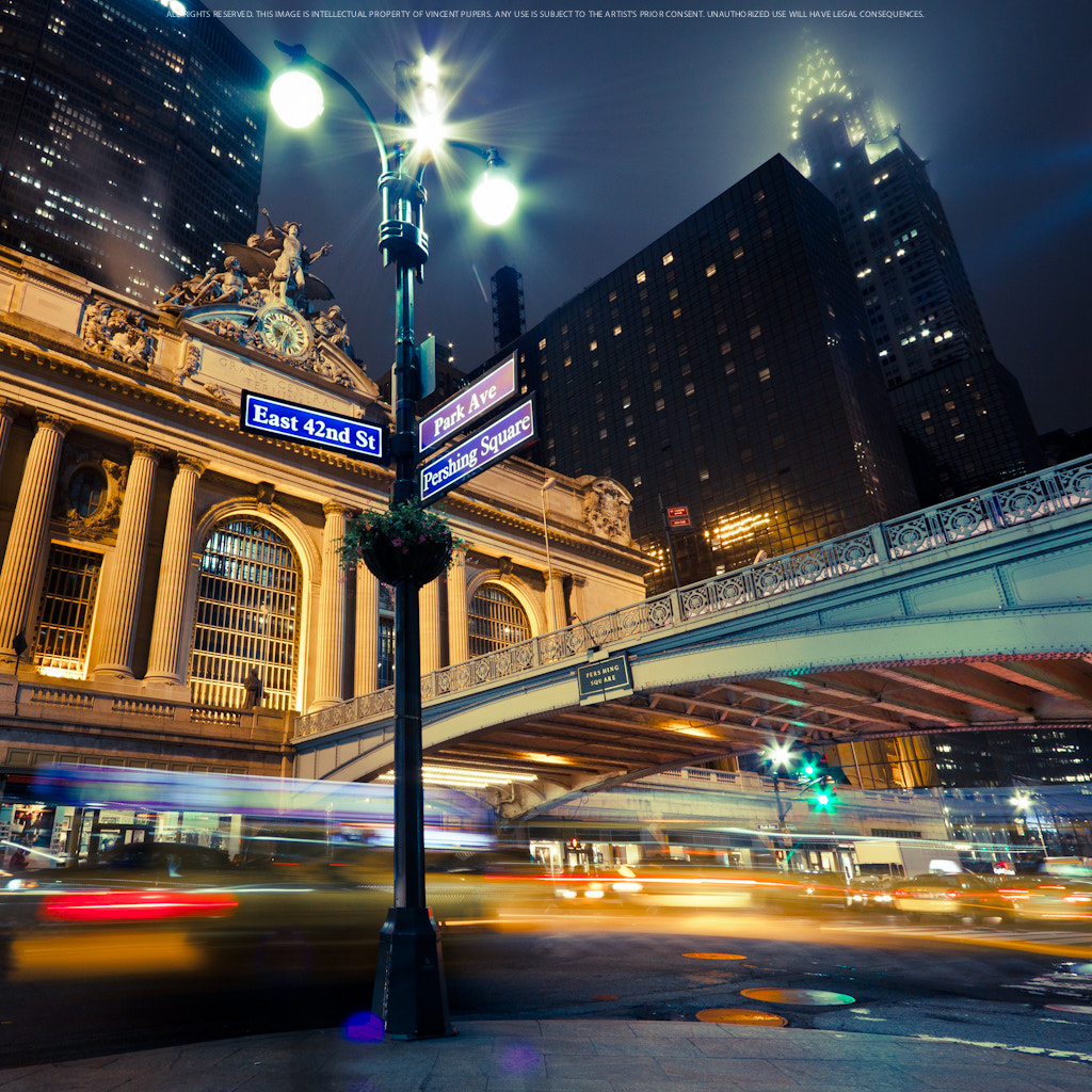 Photograph Grand Central by Vincent Pijpers on 500px