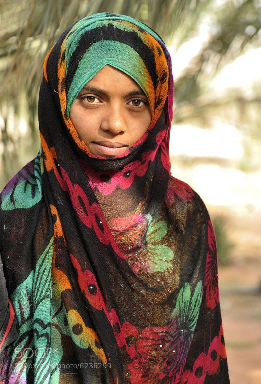 Photograph Socotri Girl by Csilla Zelko on 500px