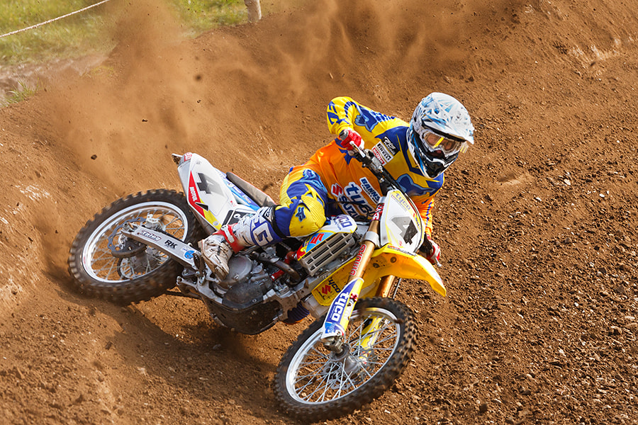 Photograph Irish Motocross Championship Round 1 by Barry Clarke on 500px
