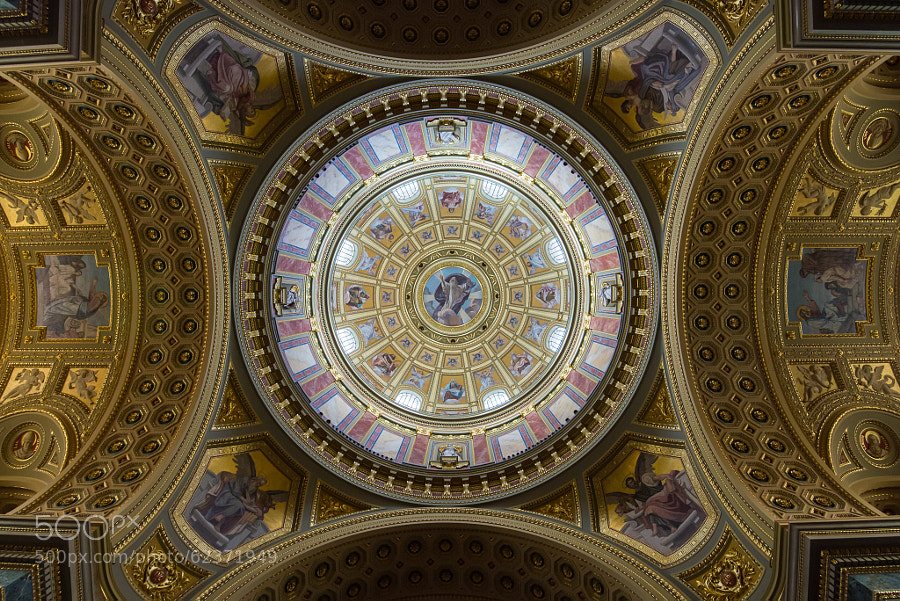 Photograph The Dome by Mike Gabelmann on 500px