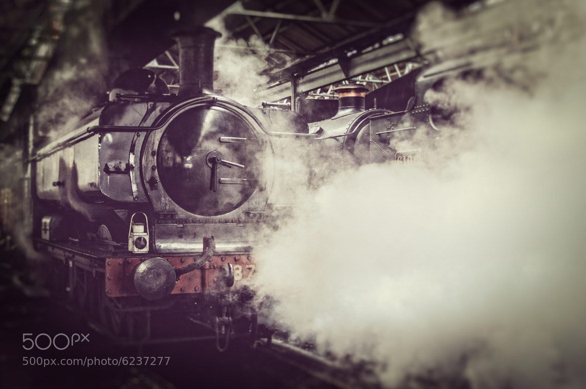 Photograph Return to Didcot Railway Centre II by Steve Foster on 500px