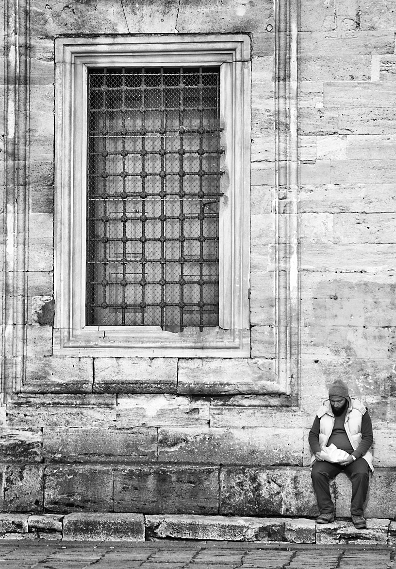 """Photograph """"Time felt slower when we do nothing but wait.""""  by Vuqar Sevdimali on 500px"""