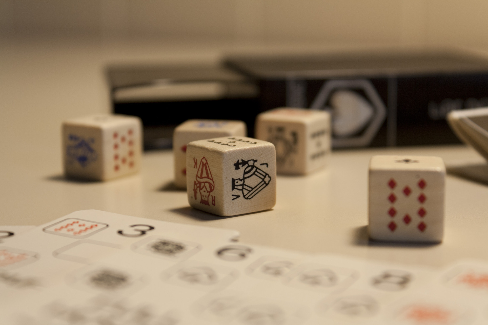 Photograph Dice by Jacob Penderworth on 500px