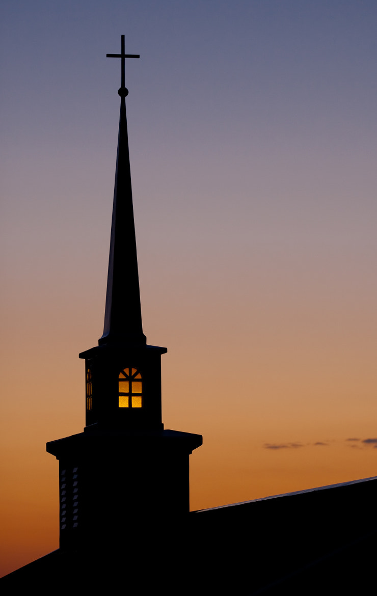 Photograph The Steeple by Pat Reilly on 500px
