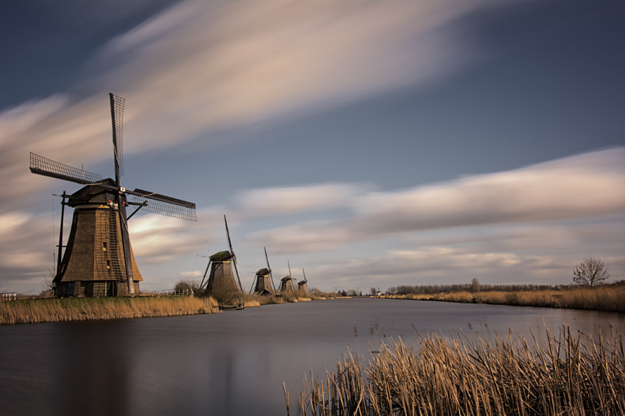 Photograph Kinderdijk - Netherlands by Martin Jansen on 500px
