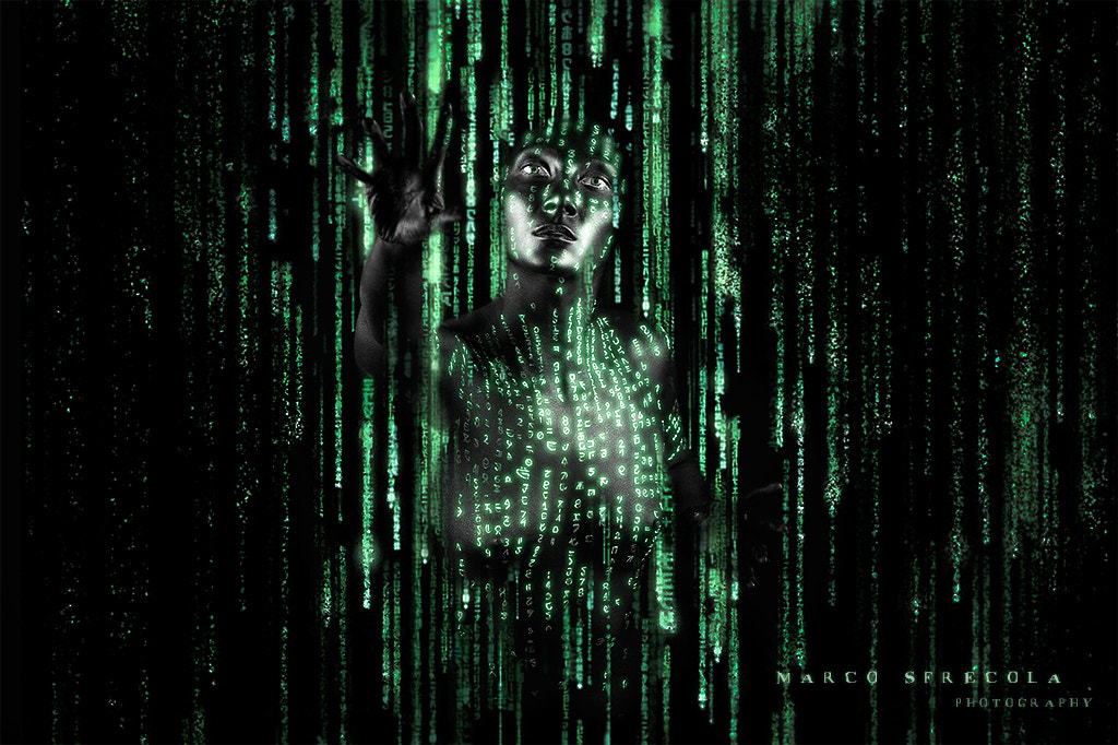 Photograph Trapped in the Matrix by Marco Sfrecola on 500px