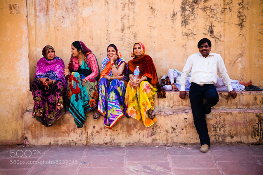 Photograph People in Jaipur by Andrey Girko on 500px