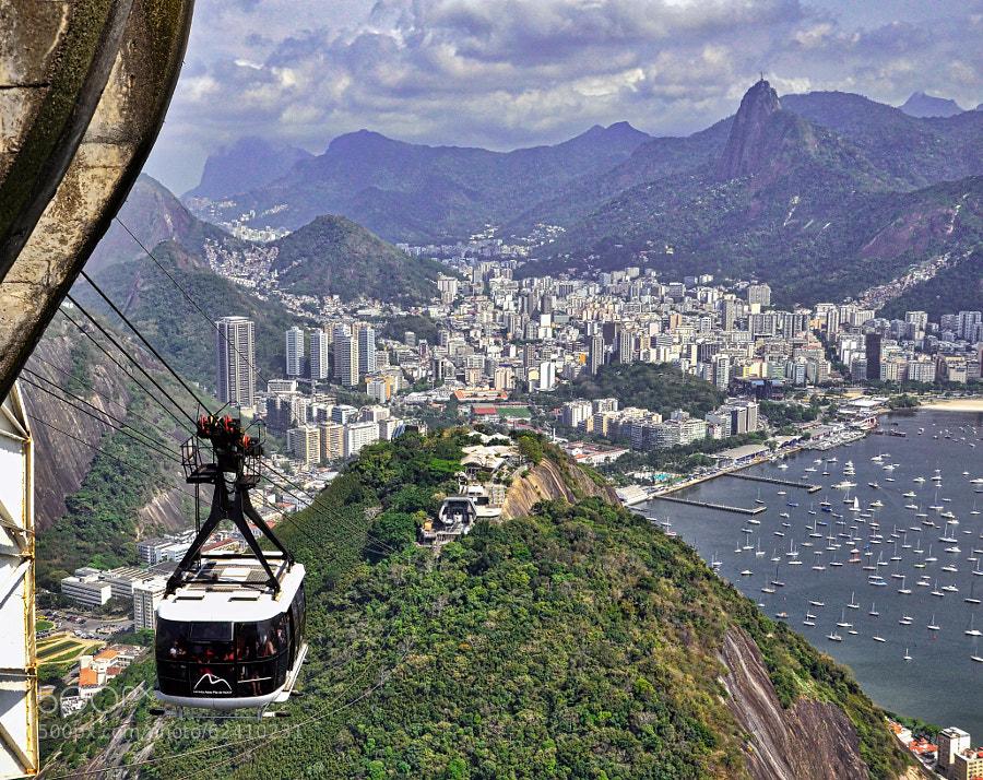 Photograph Rio de Janeiro, Brazil by Joe Routon on 500px