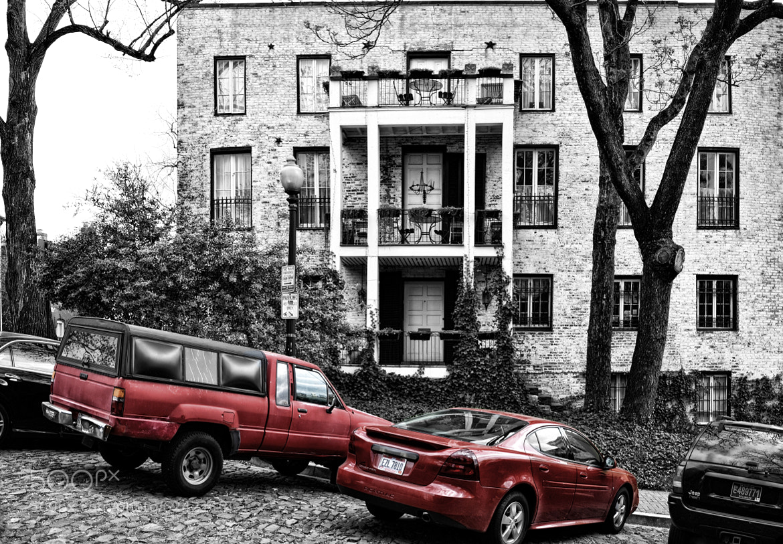 Photograph Georgetown House by Jan Engelmann on 500px