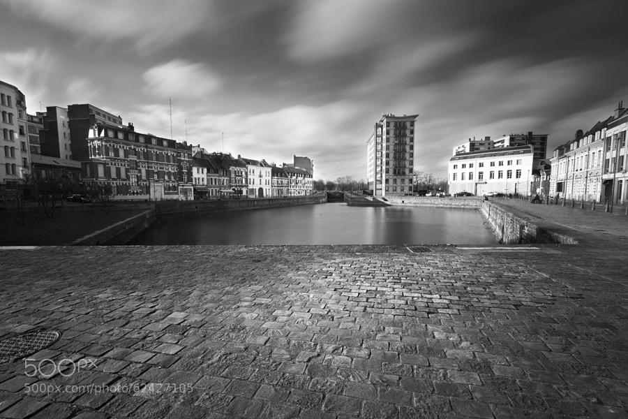 Photograph Lille - Quai du Wault by David Gorriez on 500px