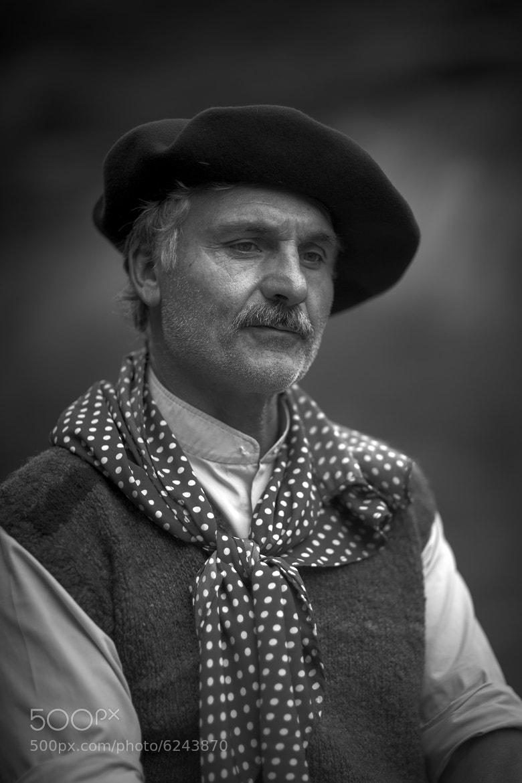 Photograph Gaucho en Cerro Colorado by Nicolás Biglié on 500px