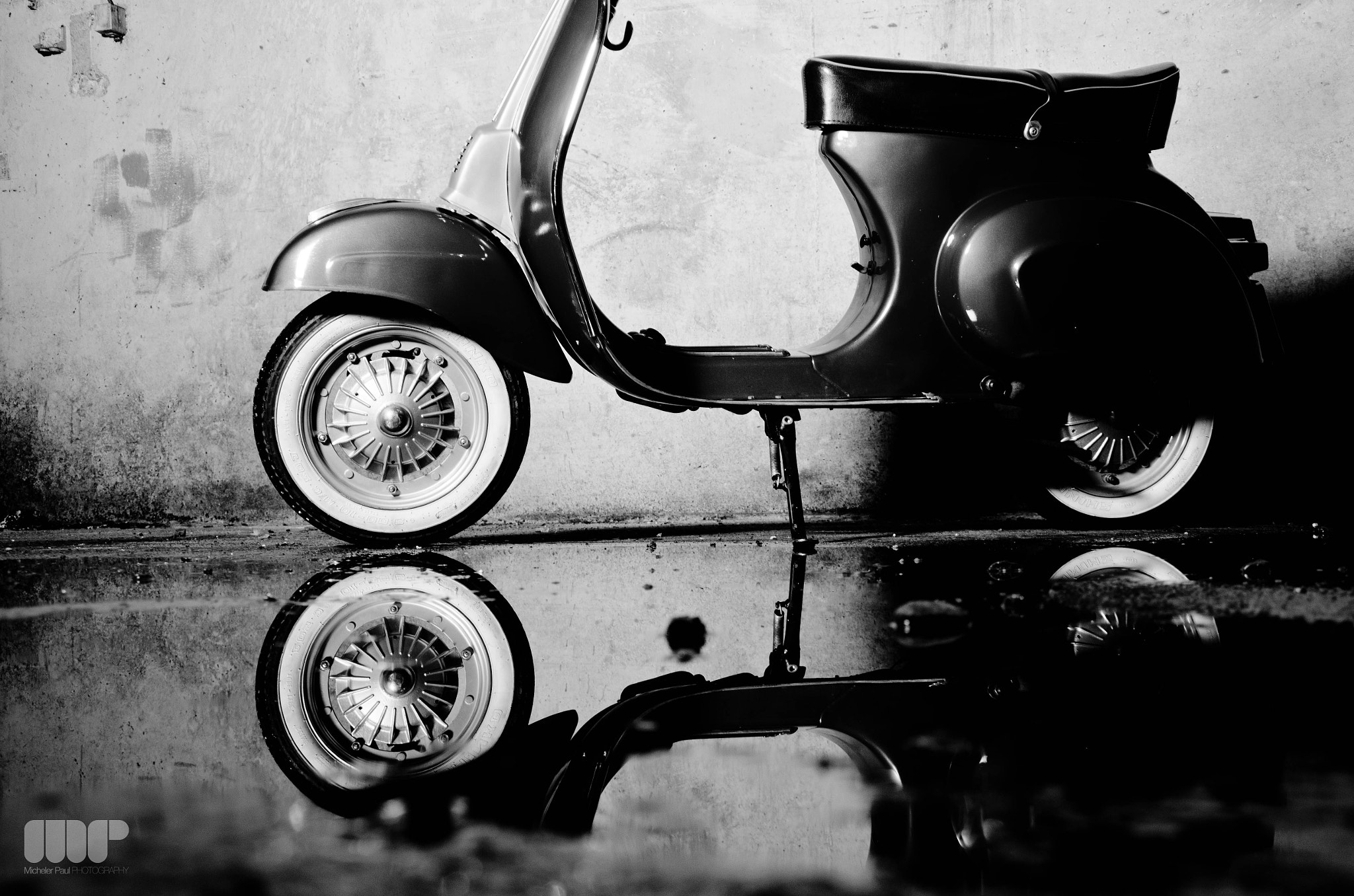 Photograph Vespa by Paul  Micheler on 500px