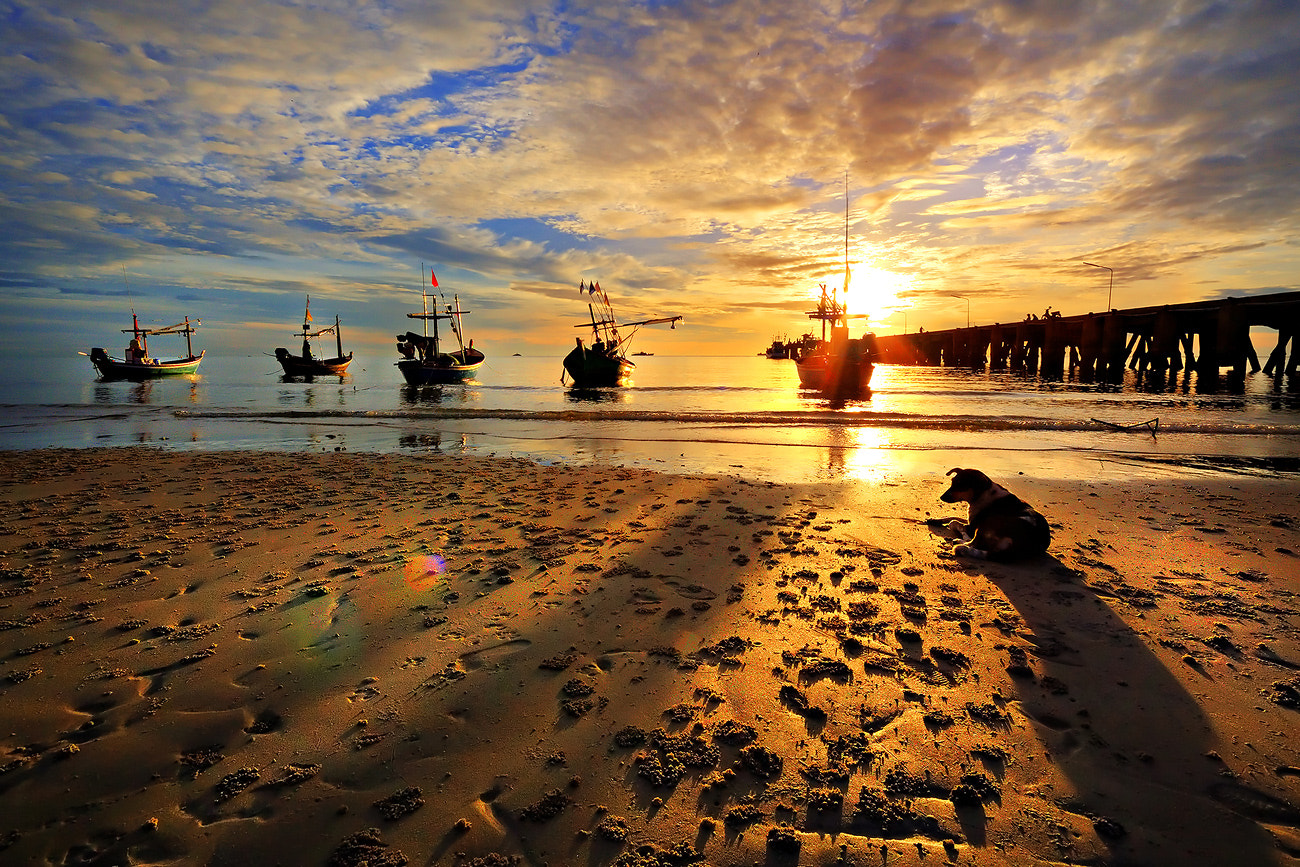 Photograph HUA-HIN 02 ^ ^ by noom  HH on 500px