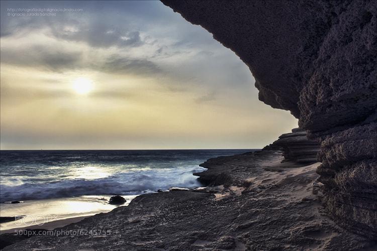 Photograph Dentro de la cueva, (Within de cave) by Ignacio Jurado on 500px