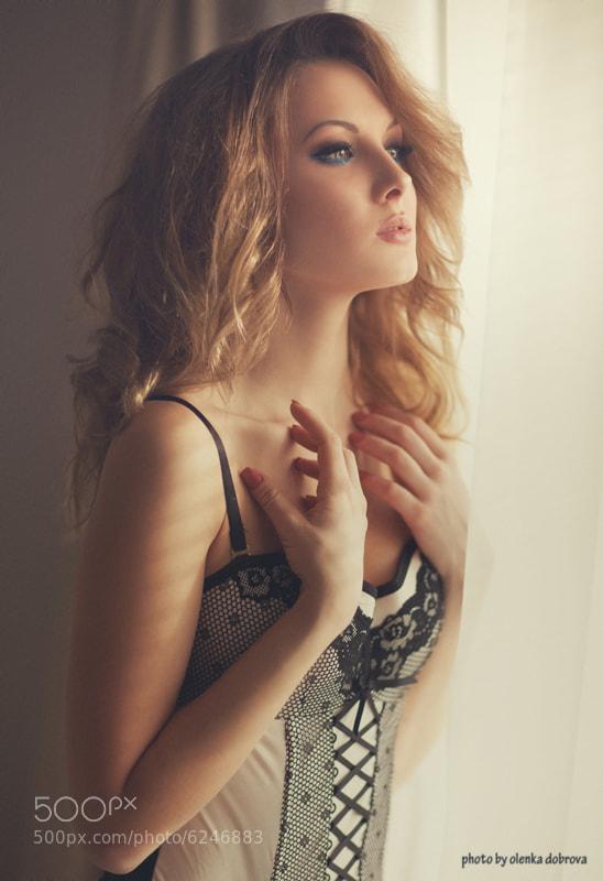 Photograph Katya by Alena Dobrova on 500px