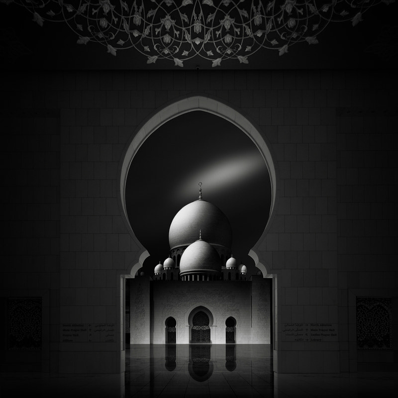 Photograph sheikh zayed mosque by Ronny Behnert on 500px