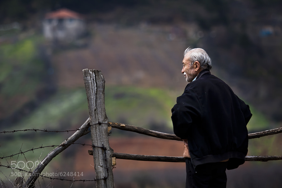 Photograph  farmer by ömer göçmenler on 500px