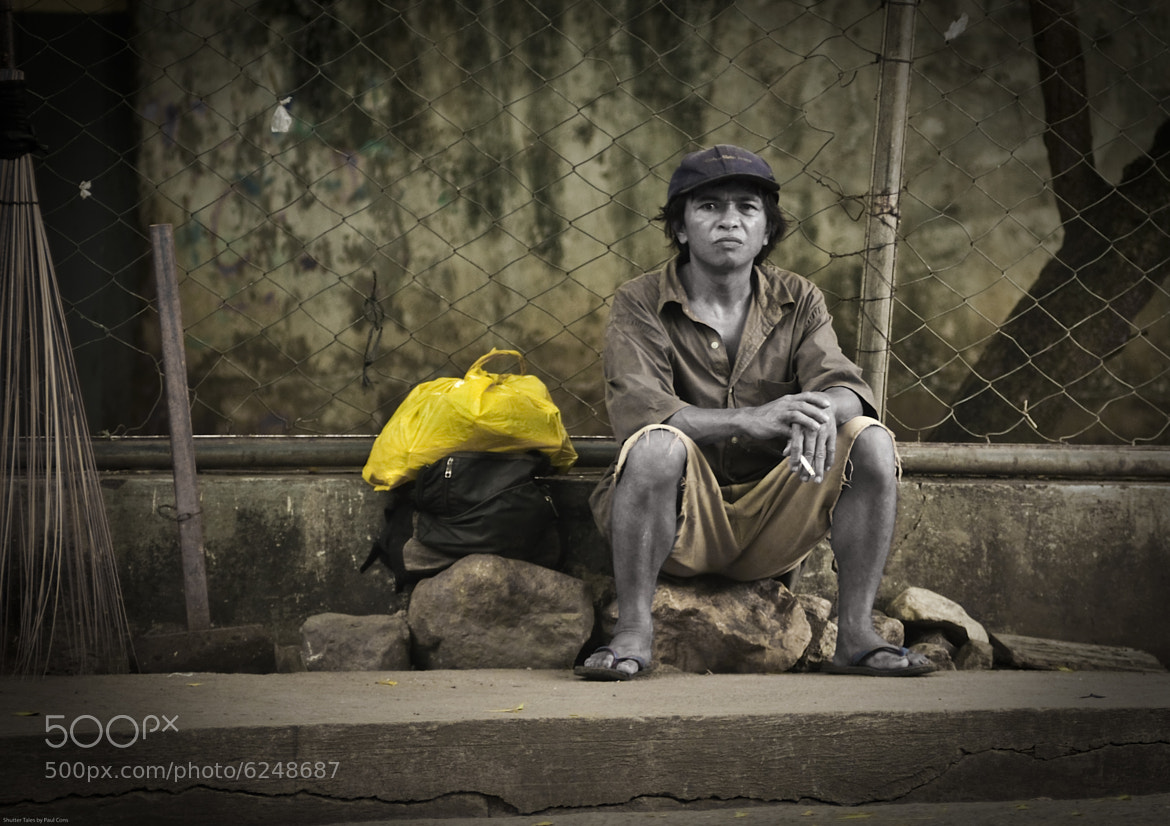 Photograph Urban Gypsy by Paul Cons on 500px