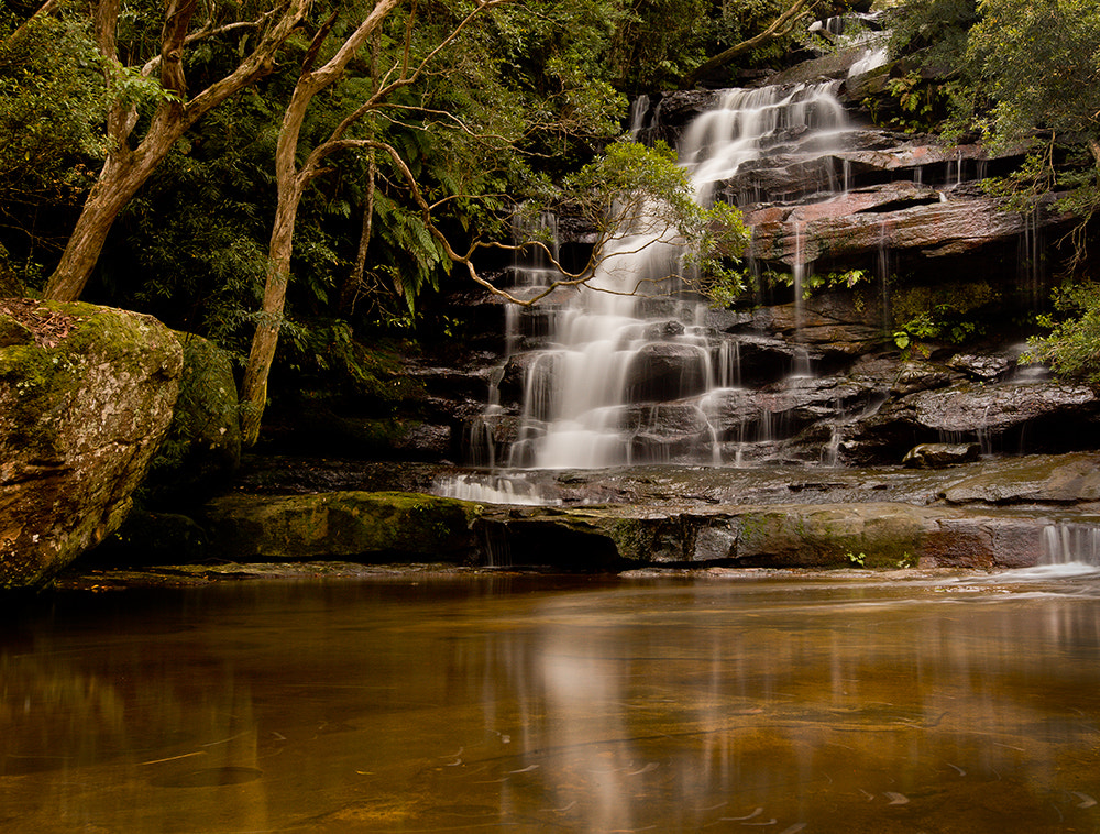 Photograph Upper Sommersby Falls by Jimmy - on 500px