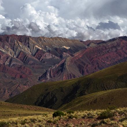 Horizonte- Cerro de colores
