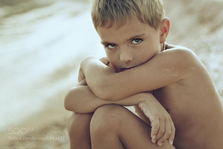 Photograph disgruntled :) by Irina  Mastalyarchuk on 500px