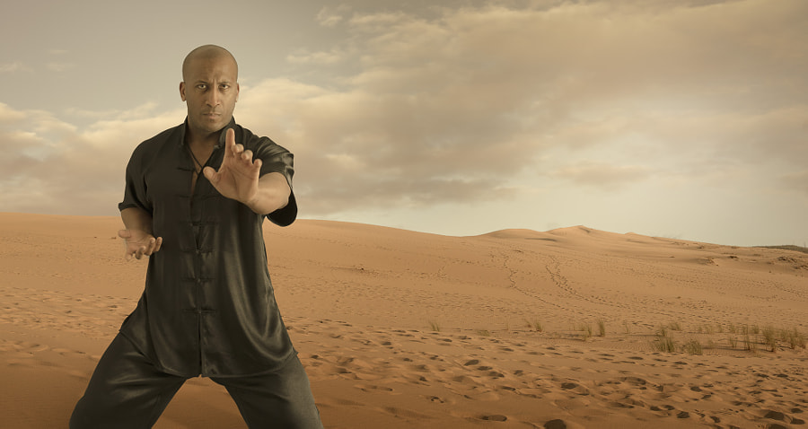 Martial arts in the dune