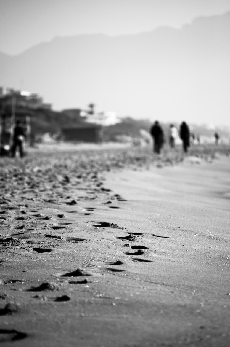 Photograph Footsteps by Sara Savoia on 500px