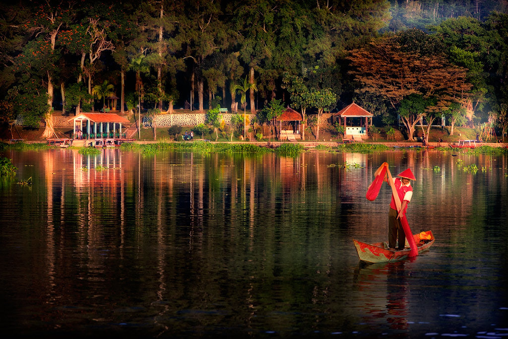 Photograph Fishing.. by Vincent Chung on 500px