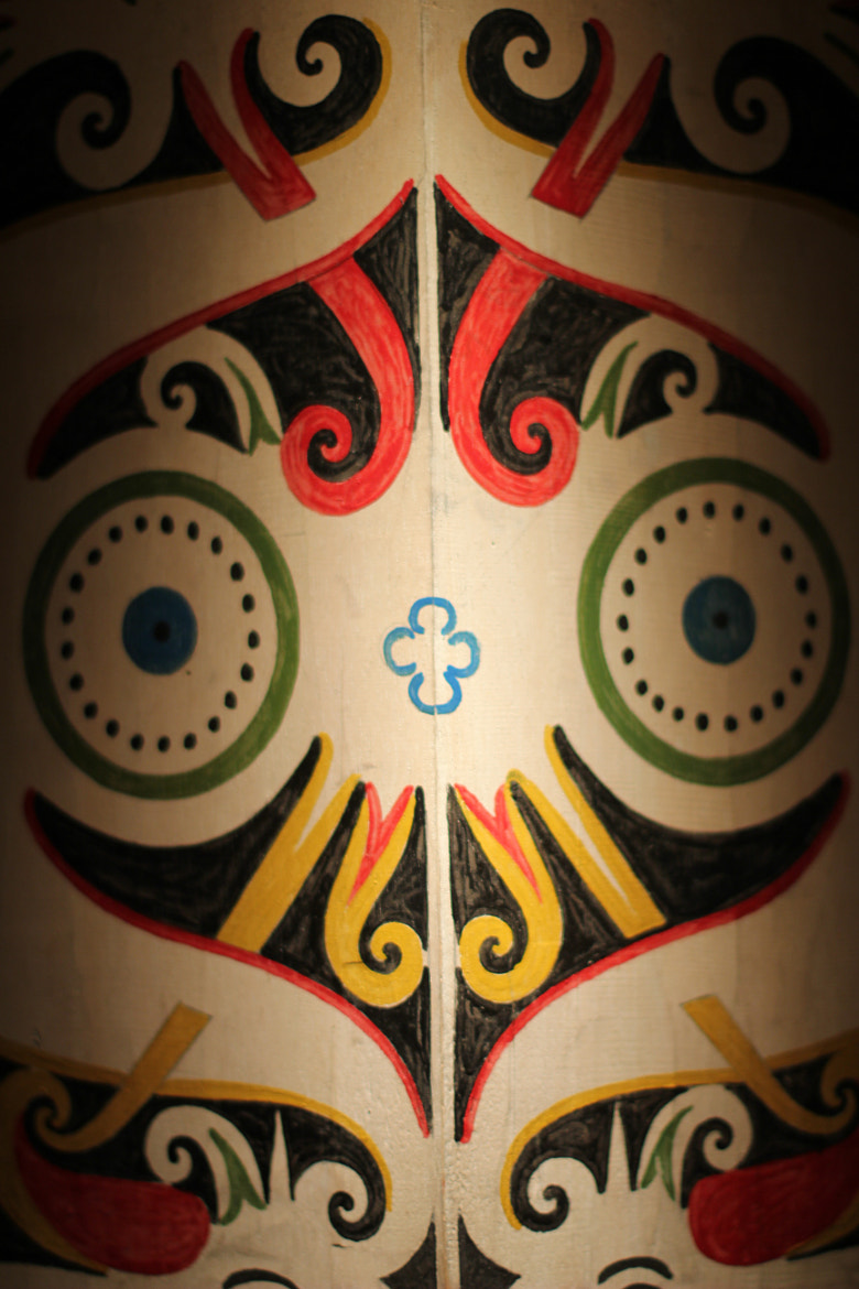 Photograph Polynesian Art by James Crowe on 500px