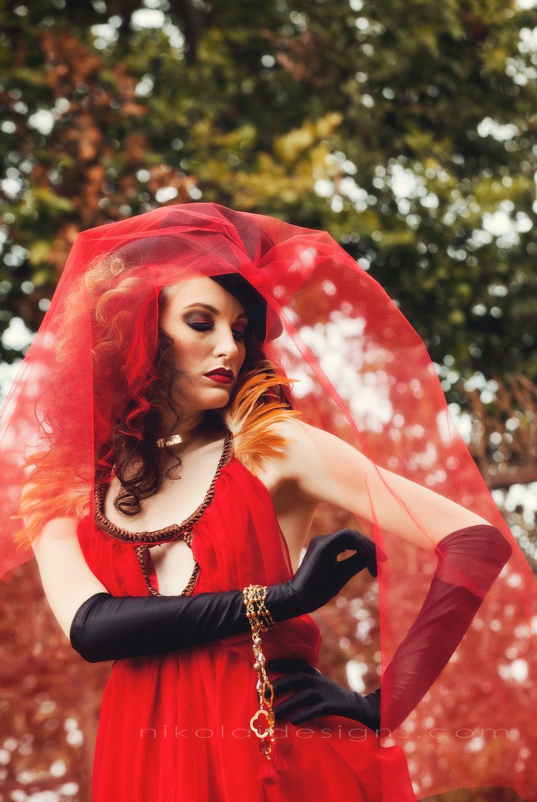 Photograph red queen 2 by nikolaidesigns  on 500px