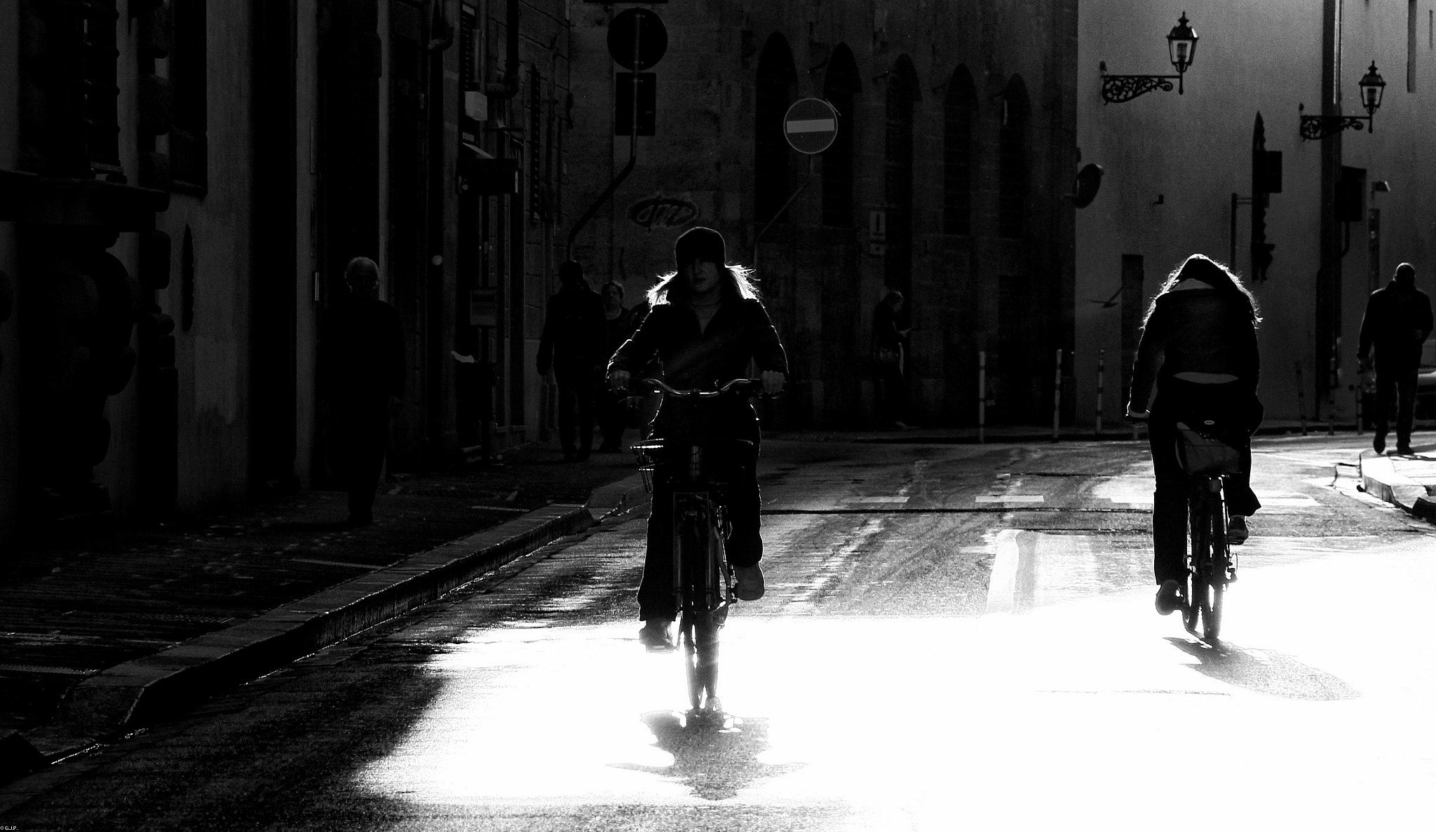 Photograph beautiful cyclists by Georgie Pauwels on 500px