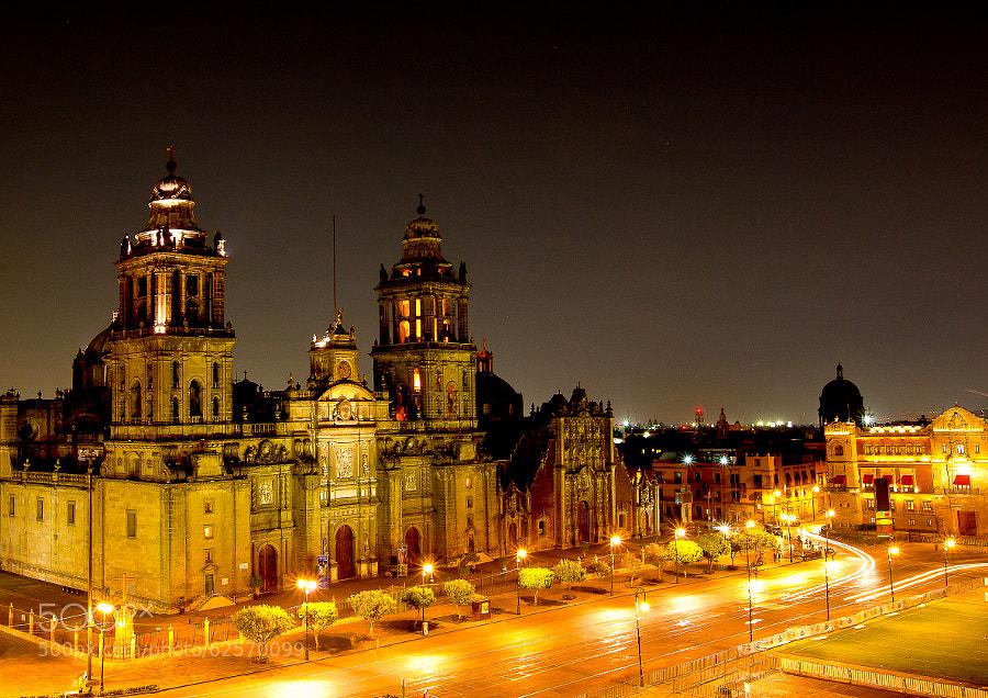 Photograph Mexico by night by Dmitry Samsonov on 500px