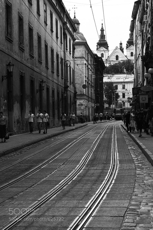 Photograph Львівська вулиця by Sasha V on 500px