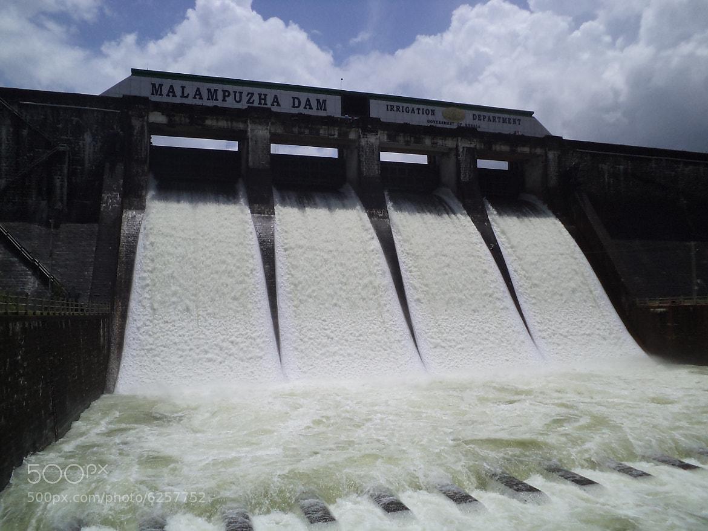 Photograph Malampuzha water dam by Subburajan Jothiramalingam on 500px
