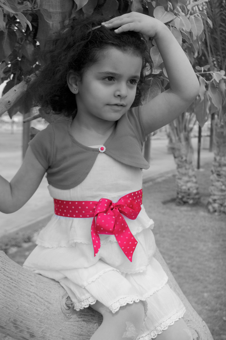 Photograph Princess with Pink by jamil ghanayem on 500px