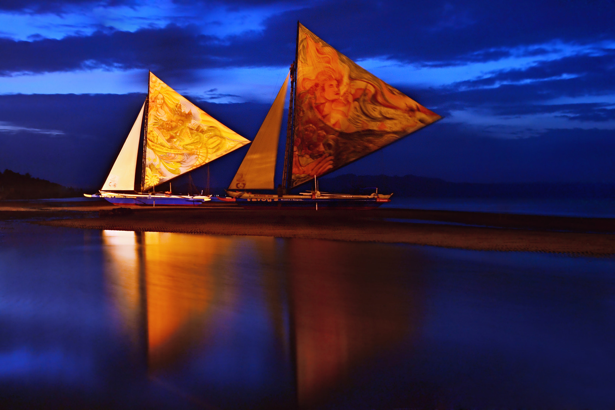 Photograph Early Morning at Paraw Regatta by Wilfredo Lumagbas Jr. on 500px