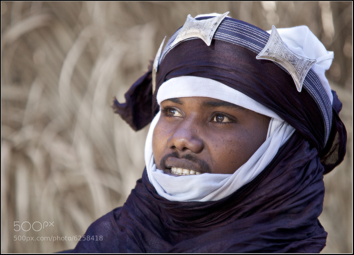 Photograph Tuareg from Niger by Victor Podolyak on 500px