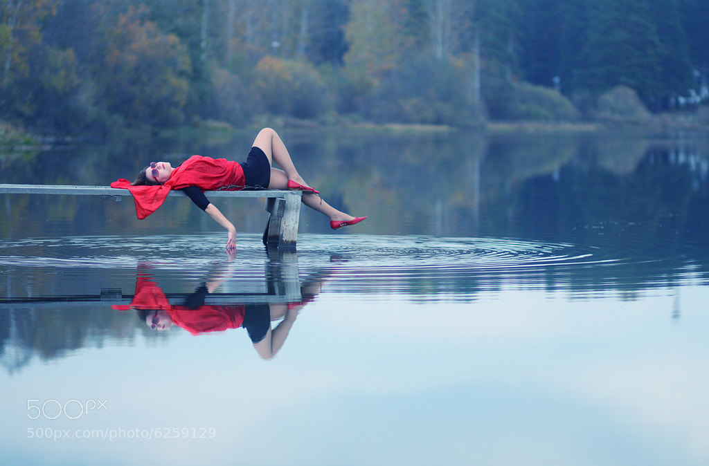 Photograph The Dreamer by Annikki on 500px