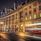 ������, ������: Regent Street with Busses
